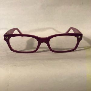Ray-Ban Pink Eyewear